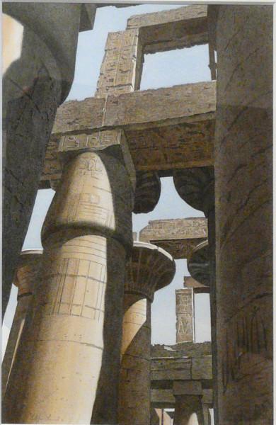 Karnak, Ägypten 51 x 33 cm