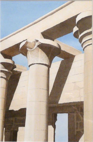 Karnak, Ägypten 52 x 34 cm