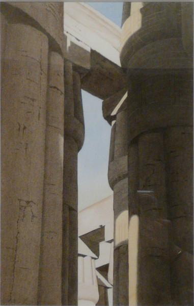Luxor, Ägypten 52 x 32 cm