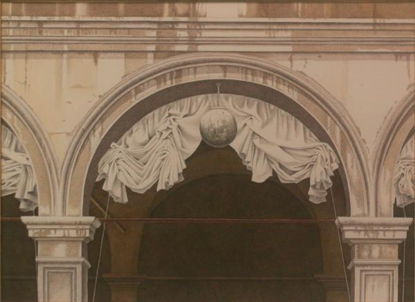 Arkaden am Markusplatz, Venedig