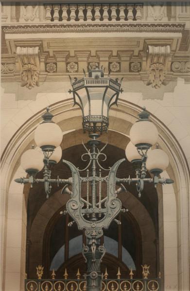 Oper, Paris