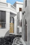 The Centre of Mykonos