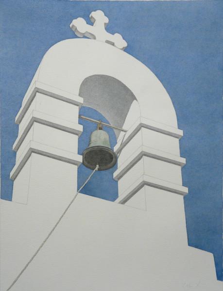 Glockenstuhl, Mykonos