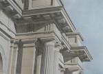 Barocke Fassade, Wien