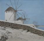 Windmühlen, Mykonos