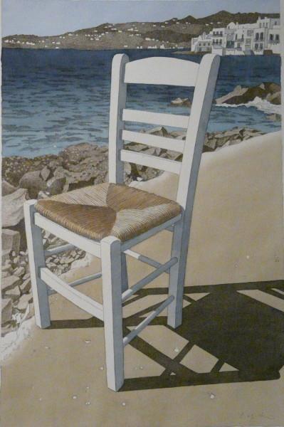 Der weiße Stul, Mykonos