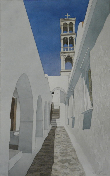 Kloster Anomera, Mykonos